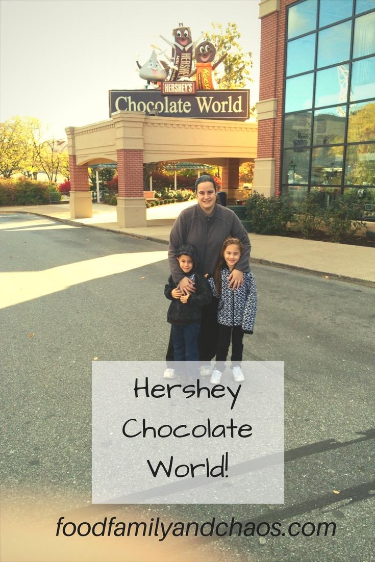 Pennsylvania Road Trip Day 3 Hershey Chocolate World