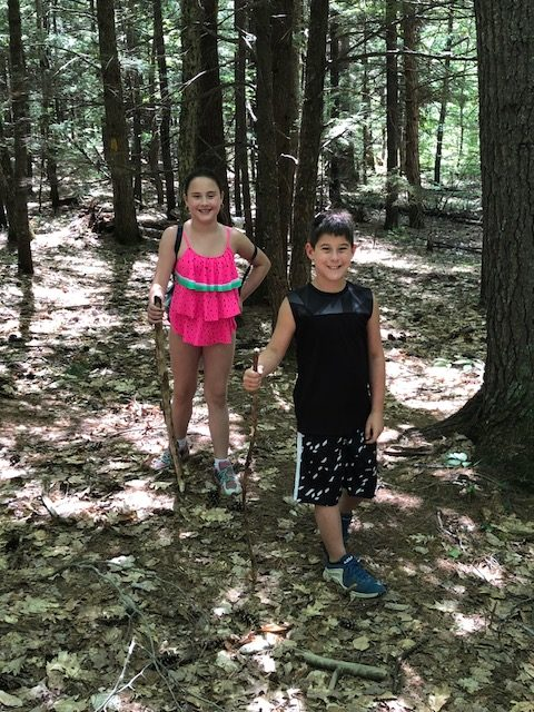 a day at dianna's baths in north conway nh
