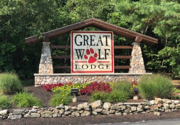 family fun at great wolf lodge new england