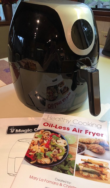 honest review of magic chef digital air fryer
