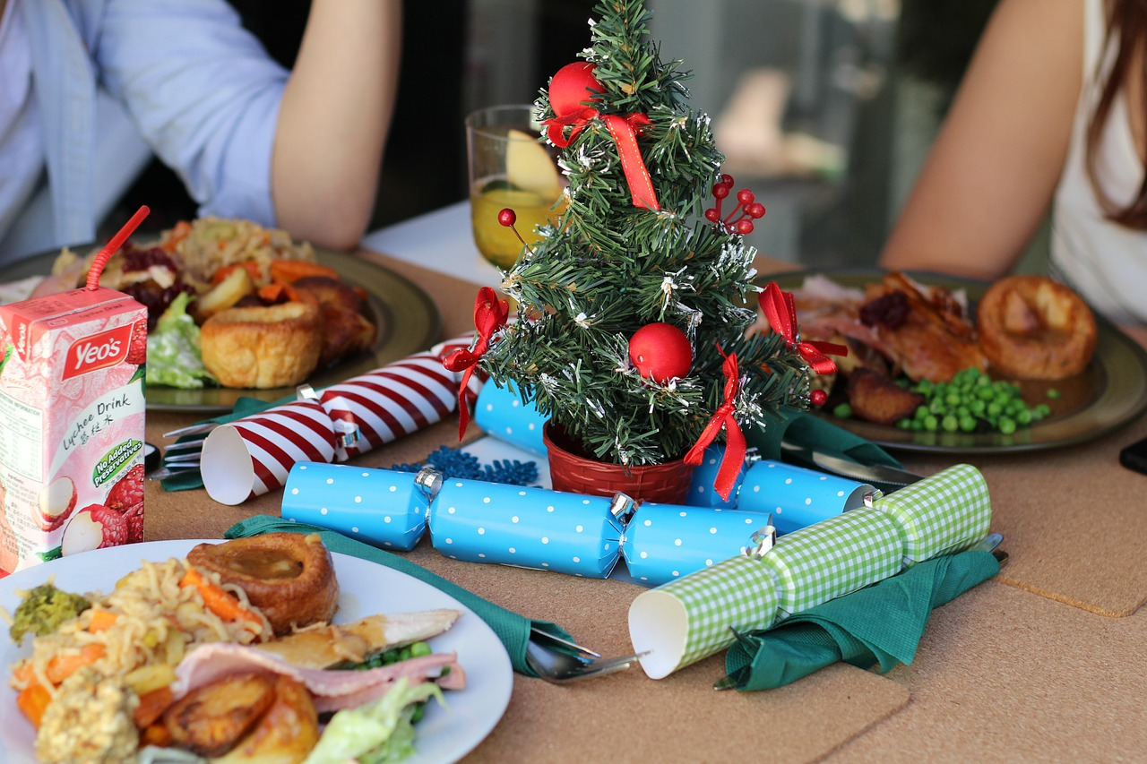 how to choose the perfect christmas dinner menu