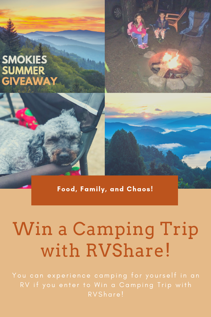 Win a camping trip with rvshare