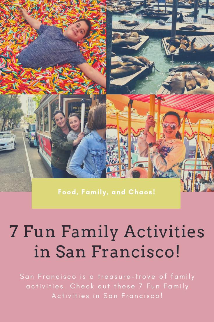 7 fun family activities in san francisco