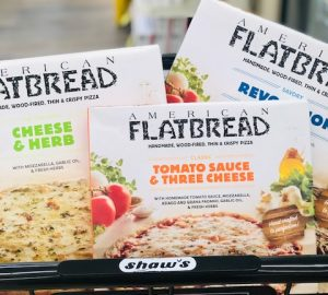 The Perfect Camping Dinner with American Flatbread Pizza