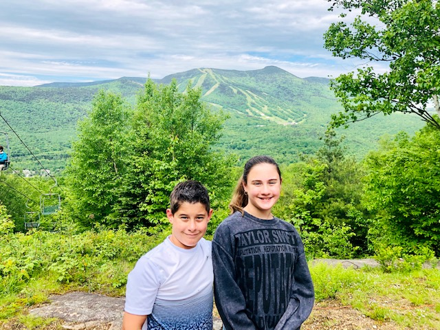 summer fun in waterville valley nh