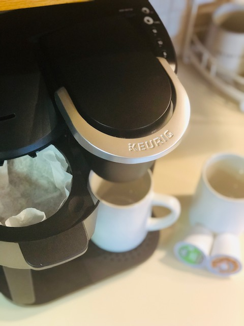 The Perfect Cup of Coffee with the Keurig K-Duo!