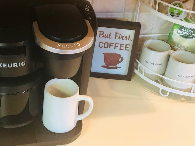 The Perfect Cup of Coffee with the Keurig K-Duo