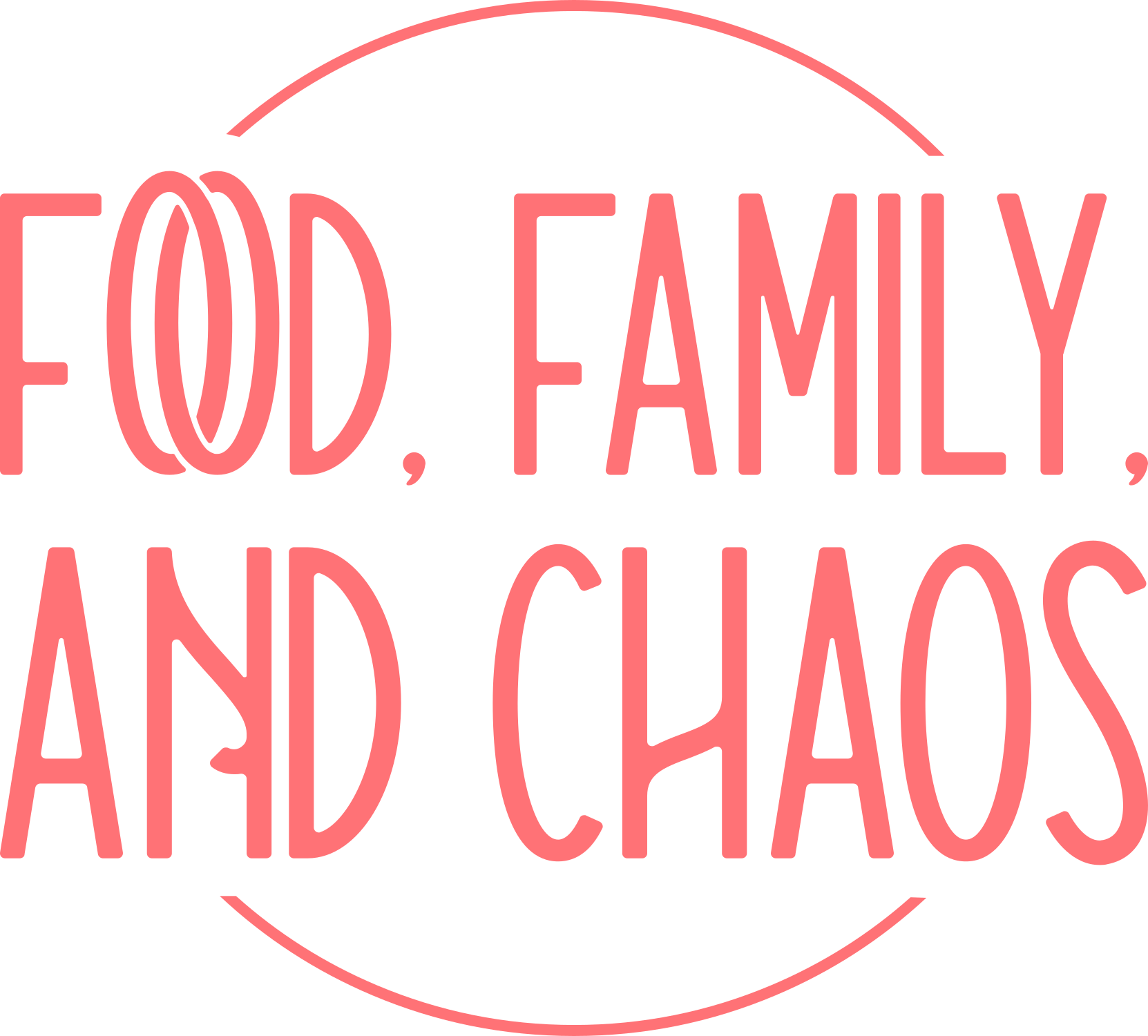 Food Family and Chaos