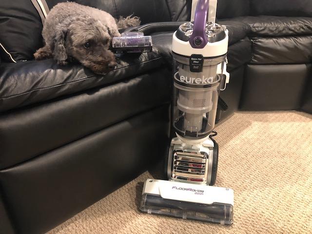 Eureka FloorRover Dash