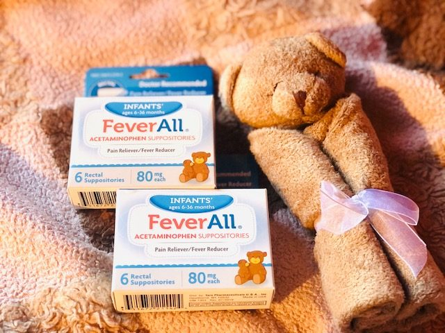 be fever ready with FeverAll®