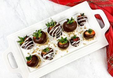 Chocolate-Covered Strawberries