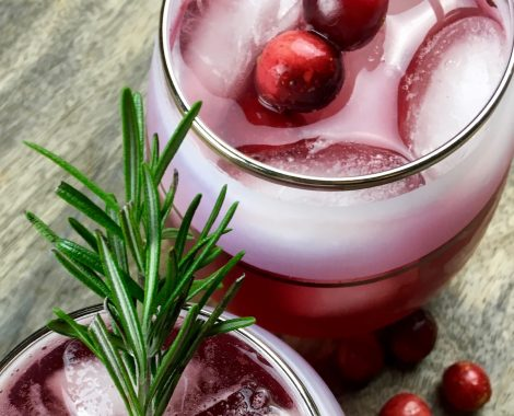 dazzling cocktails for your next holiday celebration