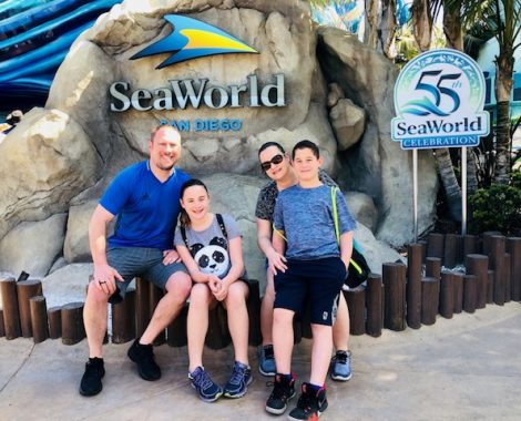 our seaworld san diego adventure